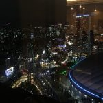 眺めの良い東京ドーム近くのレストラン